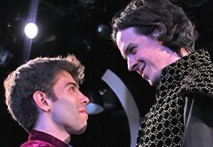Romeo and Hamlet