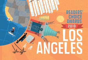Los Angeles Readers' Choice Awards 2010