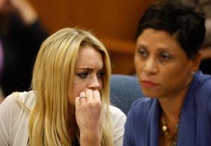 Lindsay Lohan Going Back to Jail