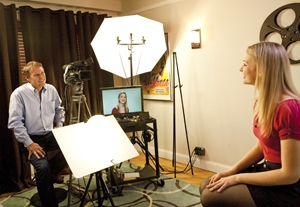 How to Film a Video Audition