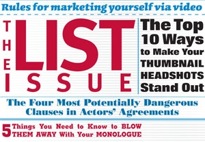 The List Issue 2010