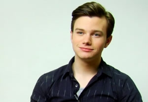 VIDEO: Chris Colfer Discusses 'Glee'