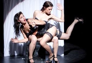 Shine: A Burlesque Musical