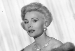 Zsa Zsa Gabor Is Back in the Hospital