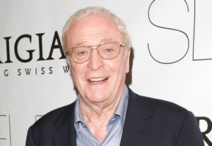 France Bestows Culture Honor on Michael Caine
