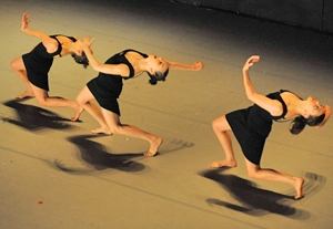 Batsheva Dance Company: Project 5