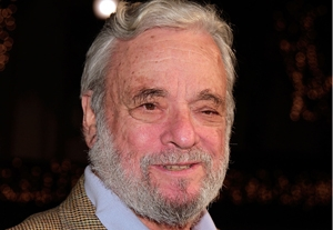 Grant Program Will Honor Sondheim, Reward Teachers