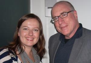 Sam Weisman and Zuzanna Szadkowski