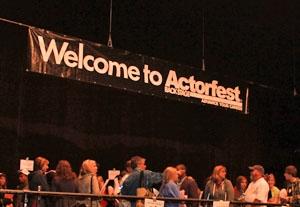 Video: Actorfest New York 2010