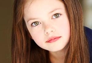 Nine-Year-Old Mackenzie Foy Joins 'Breaking Dawn'