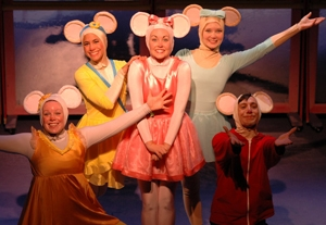 Angelina Ballerina: The Musical