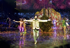Will New Yorkers Flip Over Cirque du Soleil Show?