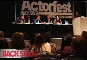VIDEO: Actorfest L.A. 2010