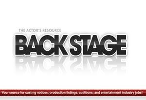 The New BackStage.com