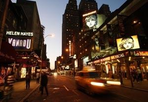 Favorite Acting-in-New York Memory?