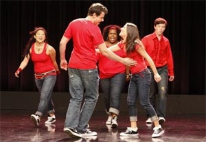 On TV: 'Glee'