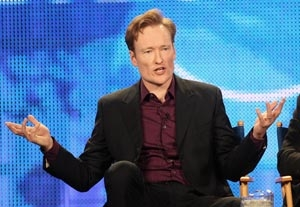 Conan O'Brien Exploring Options