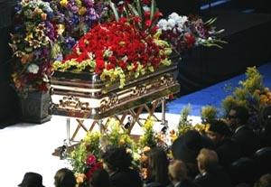 Michael Jackson's Memorial Strikes a Spiritual Note