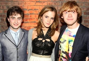 'Potter' Actors Reflect on Childhood at Hogwarts