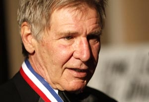 Harrison Ford, Others to Receive Deauville Honor