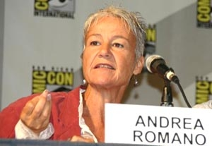 CD Andrea Romano Gives Voice to Superheroes