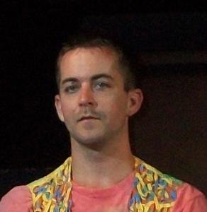 Jonathan Hart - Headshot OnStage