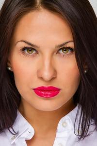 Alena Ermoshina - sophisticated