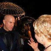 Dr. Diane Howard - Dr. Diane Howard, Journalist, Interviewer, Red Carpet, 24th Annual Movieguide Awards Gala , Bruno Gunn.jpg