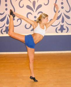 Claire Bryan - Dance 1