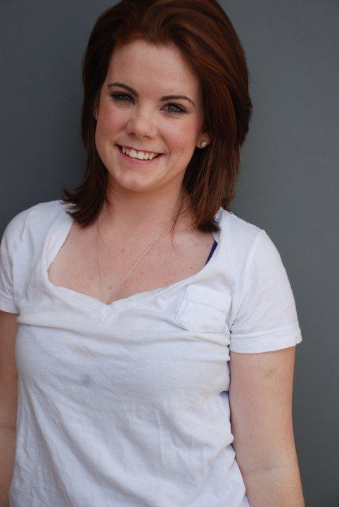 maureen luedke - Anything Goes Headshot