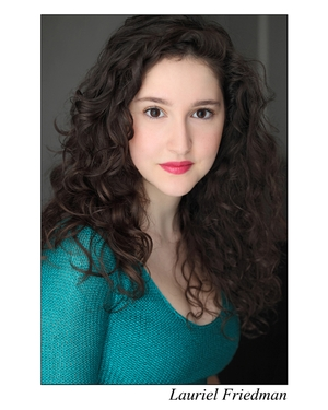 Lauriel Friedman - Lauriel headshot