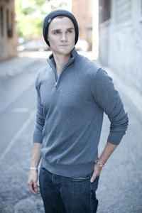 Blake Rice - Model Look