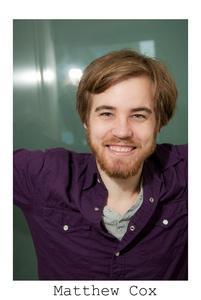 Matthew Cox - Headshot