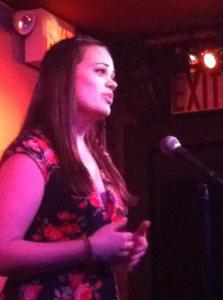 Meghan D. Morash - Performing for a Seth Bisen-Hersh Cabaret
