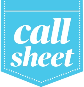 Call Sheet - CS logo