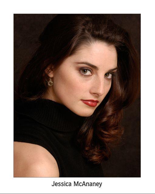 Jessica McAnaney - Acting Headshot