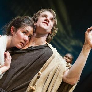 Elizabeth Anne Rimar - As Marine in Pericles