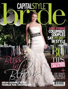MaryAnn DiPietro - MaryAnn DiPietro Capital Style Magazine Cover
