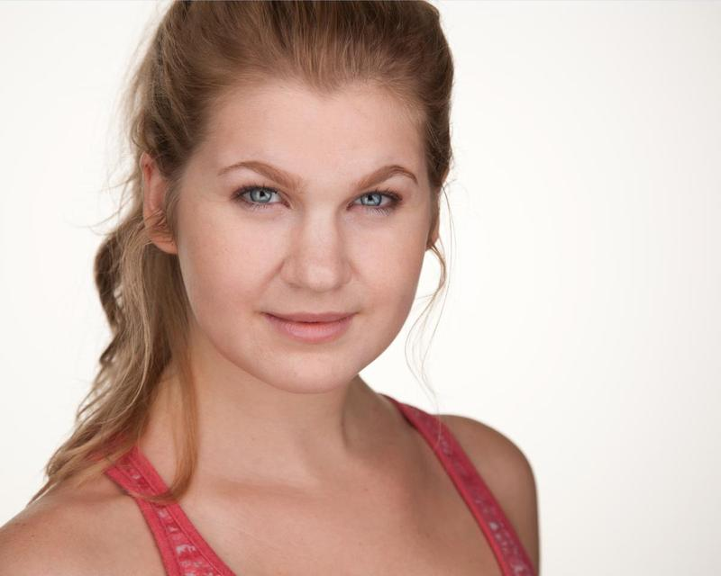 Hope Shangle, actor headshot