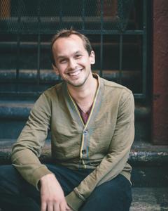 Nick Fehlinger - nickcardigansmiling8x10