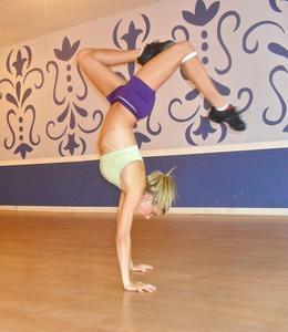 Claire Bryan - Dance 2