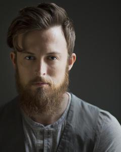 Brett Davidson - BD beard vest higher contrast portrait