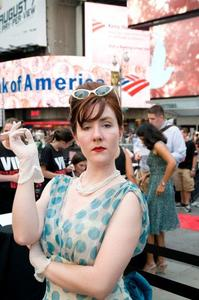 Elizabeth Anne Rimar - Mad Men Season 4 Promo NYC