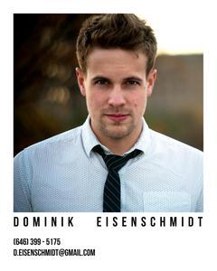 Dominik Eisenschmidt - Headshot15