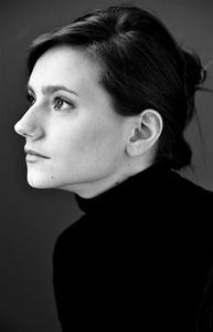 Leslie Gauthier - b&w headshot