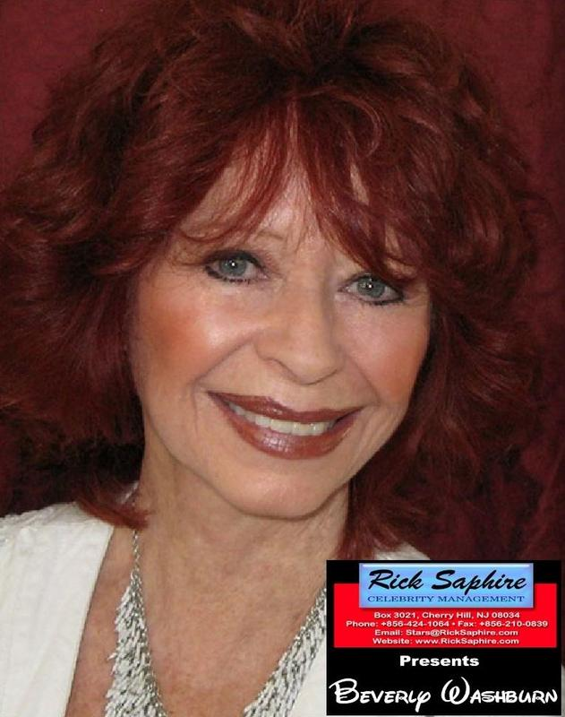 Rick Saphire - Beverly Washburn