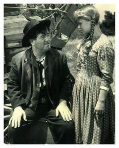 Rick Saphire - Beverly Washburn on Wagon Train