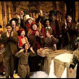 Aaron Dorsey - A Christmas Carol 2006