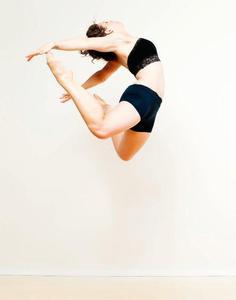 Regina Rigney - Dance Shot