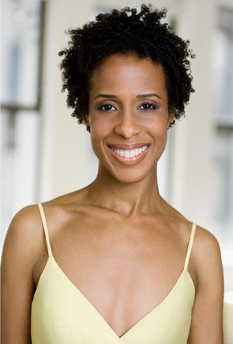 Tanya Edwards - Yellow Dress